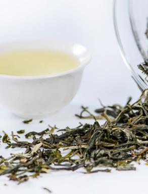 Bild von Grünem Tee
